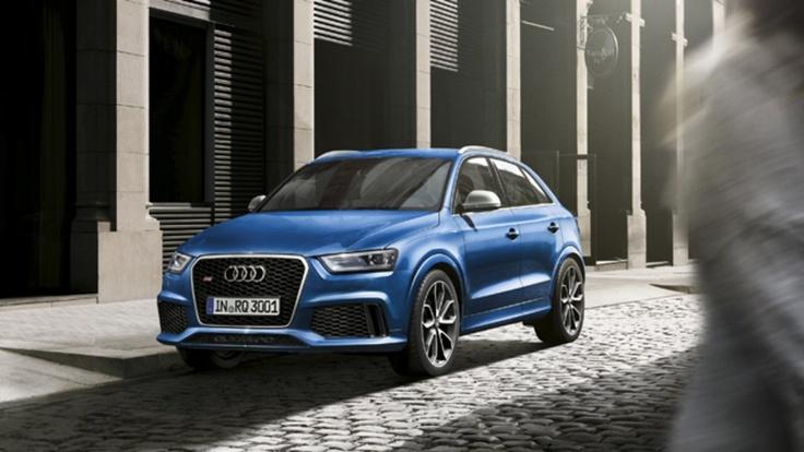Audi Italia Sito Mobile > Home