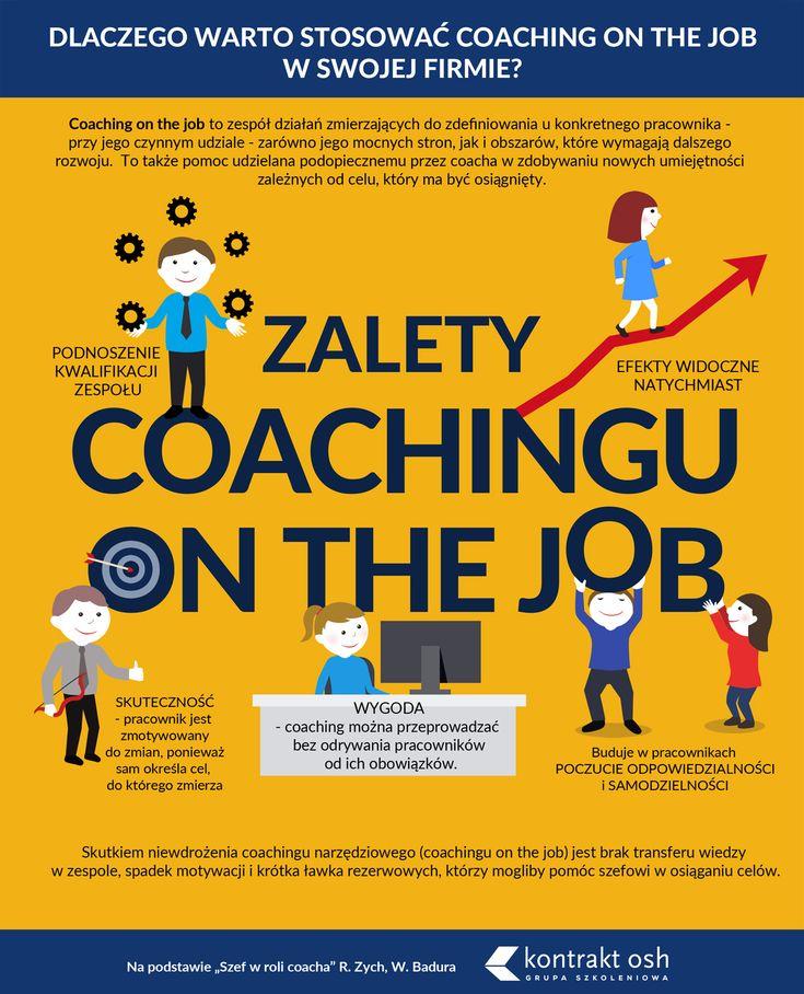 Dlaczego warto rozwijać podopiecznych metodą coachingu narzędziowego? www.kontraktosh.pl zapraszam Robert Zych