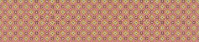 Geometric  (341027) - Pip Wallpaper Wallpapers - A flamboyant wallpaper featuring an all over geometric design, with floral detailing creating a tile effect when hung. Shown here in the mustard yellow colourway. Other colourways are available. Please request a sample for a true colour match. Paste-the-wall product. Pattern repeat is 2.8cm, not as stated below. Please allow 10-14 working days for delivery, as this product comes from abroad.