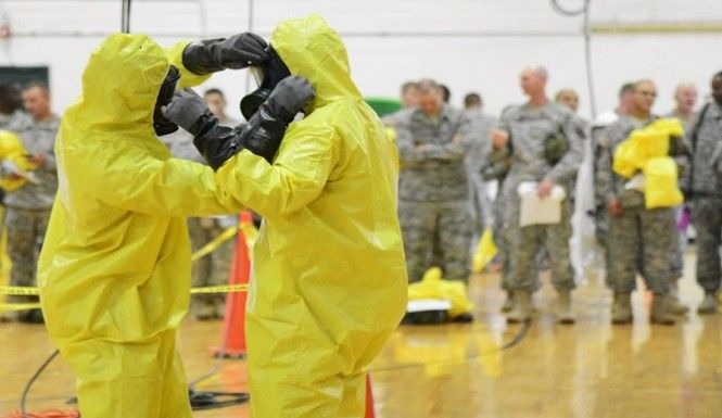Ebola Army Forces in Africa | army troops are under an ebola quarantine in italy army major ...