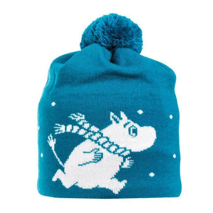 Winter Moomin beanie - The Official Moomin Shop