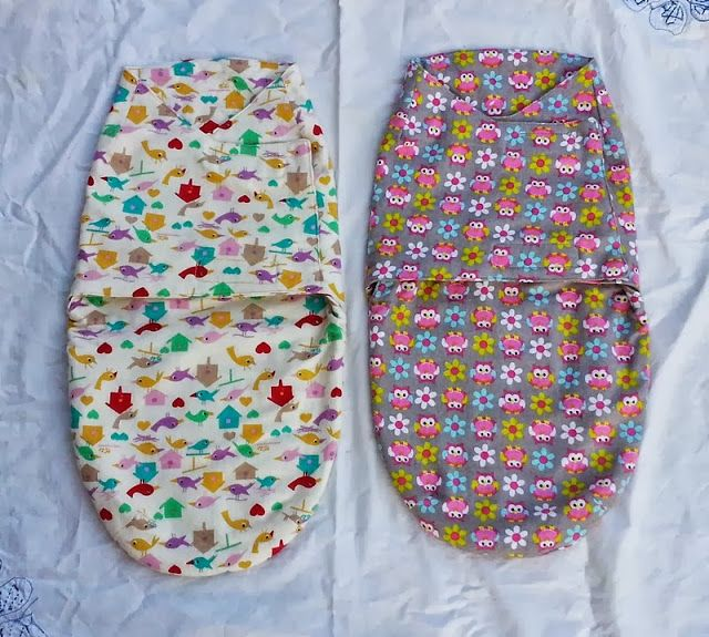 Sewing: Baby Snugglers