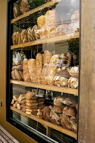 Bourke Street Bakery, Sydney.  Wonderful aromas wafted from the doors.  Thanks, R  I have the cookboook.