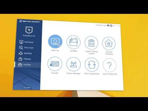 360 Total Security 8 - Your Total Windows Security Solution - Download Software Preview - YouTube