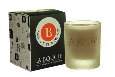 La Bougie Candle - Sage & Bitter Orange