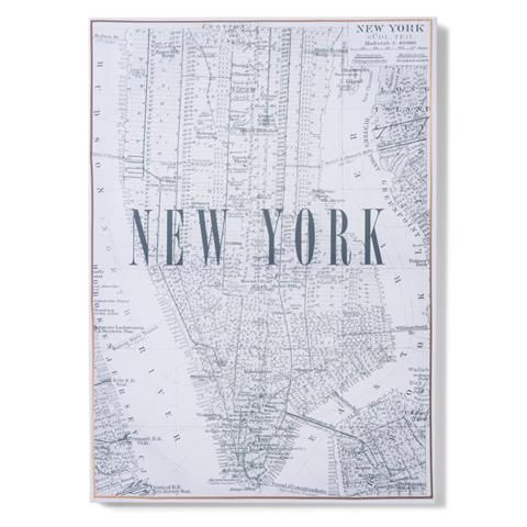 NYC Map Canvas | Kmart