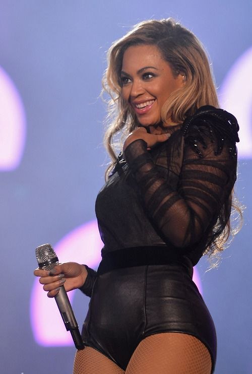 Beyonce- the most powerful black woman aside from Oprah. Who wouldn't want to be her?