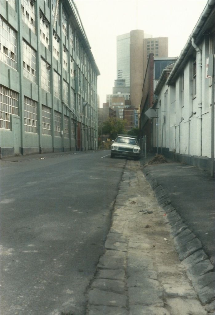 When Southbank was just South Melbourne - SkyscraperCity