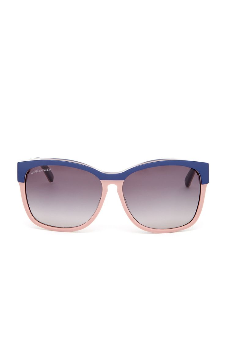 DSquared2   Women's Oversize Wayfarer Sunglasses