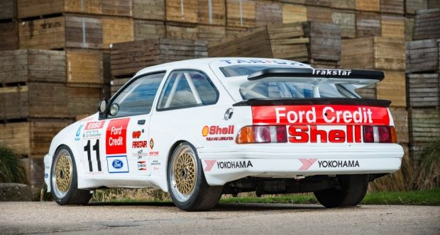 1990 Ford Sierra Cosworth Rs500 Group A Classic Driver Market