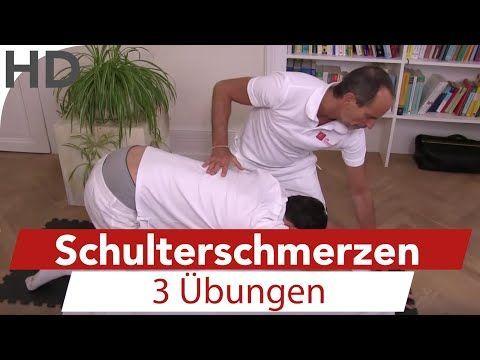 Übungen gegen Schulterschmerzen / Faszien / Training / Faszientraining…
