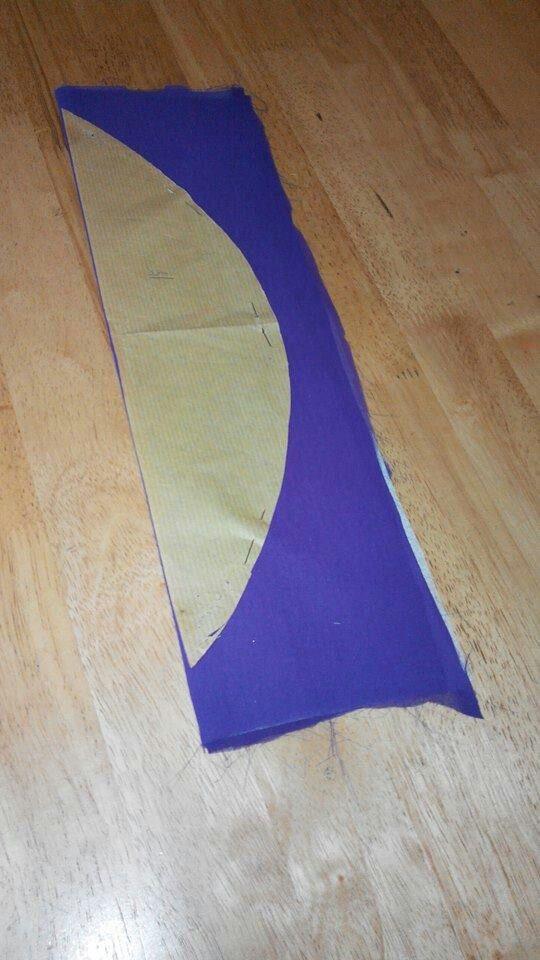 Tudung twist 7 - gunting awning