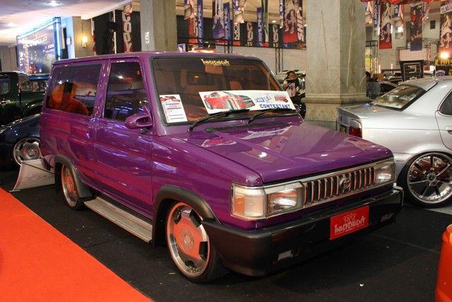 Foto Gambar Modifikasi Mobil Kijang