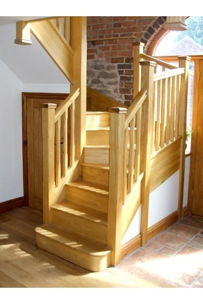 1179 best images about diy projects to try on pinterest for Building winder stairs