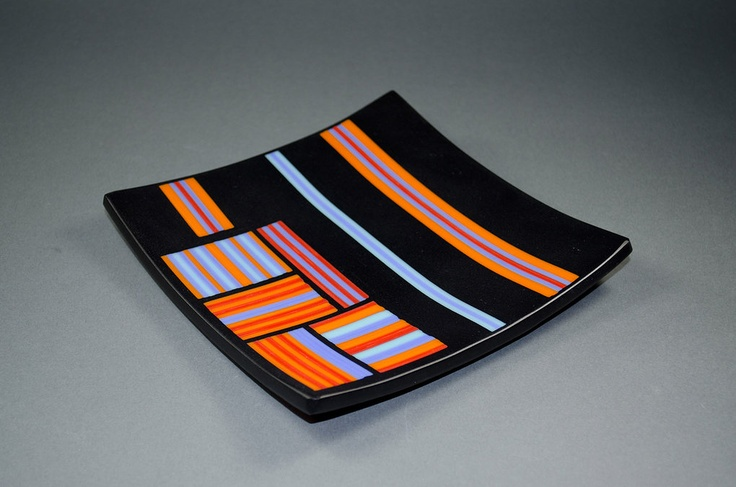 FUSED GLASS, Lydia Ann Piper