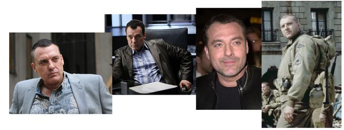 Tom Sizemore - starring in The Bend Fall 2017