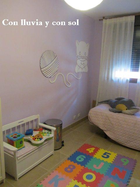 Decoraci n infantil personalizada y letras decorativas - Murales para habitacion ...