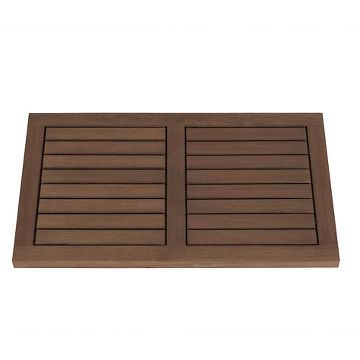 Wood Slat Doormat Brown Smith & Hawken™