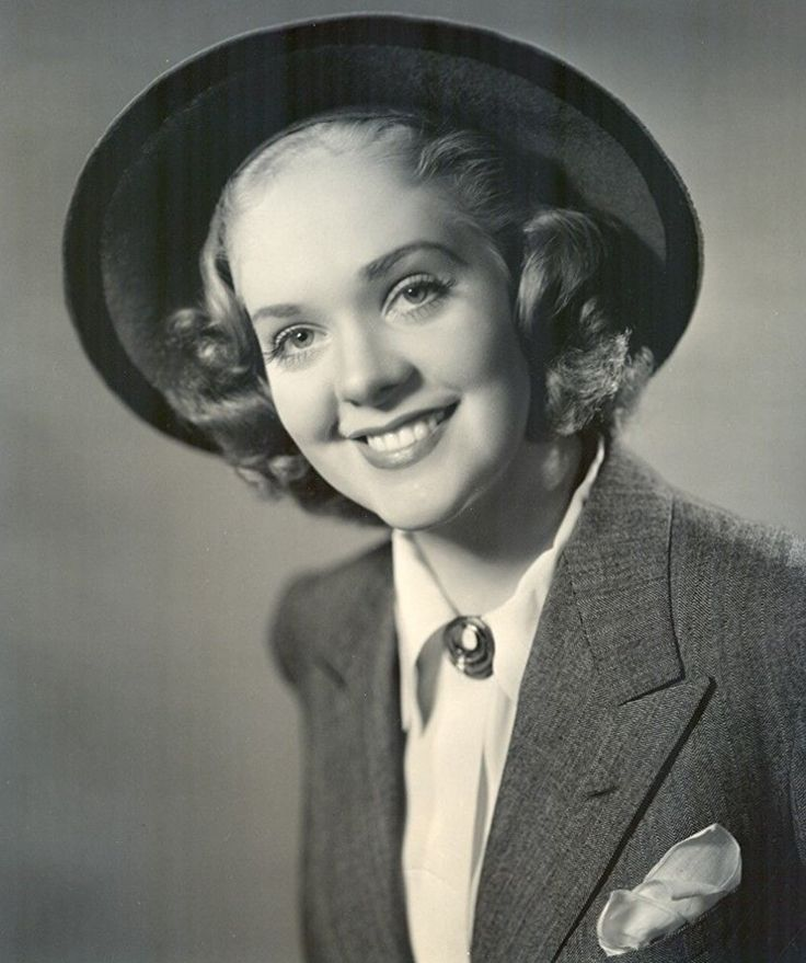 Alice Faye in Sally, Irene and Mary (1938)