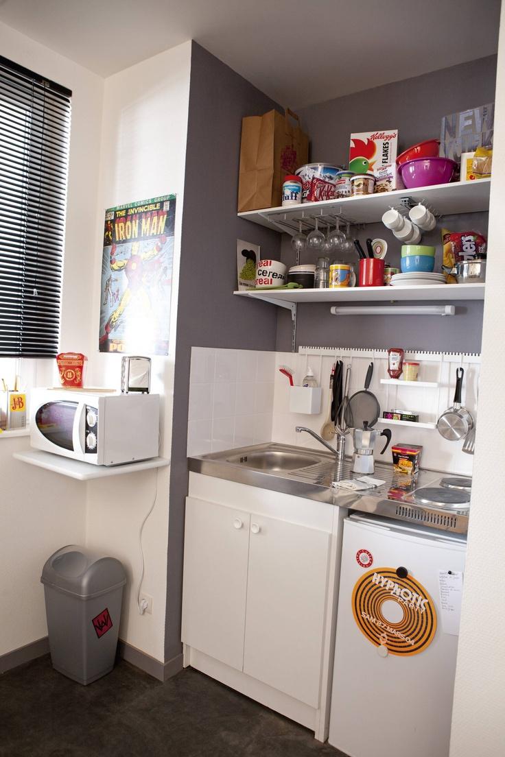 Les 257 meilleures images du tableau cuisine sur pinterest - Cuisinette leroy merlin ...