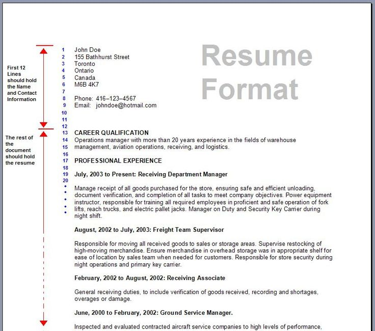 This is a picture of Genius Fax Cover Sheet for Resume