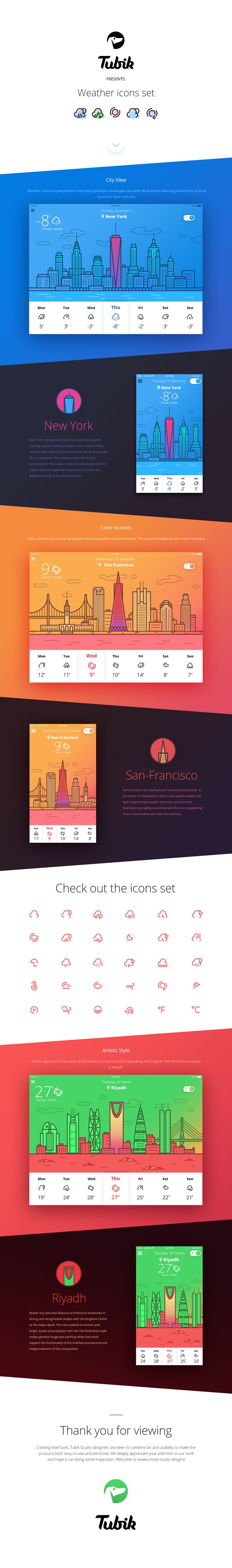 UI Inspiration: Layouts