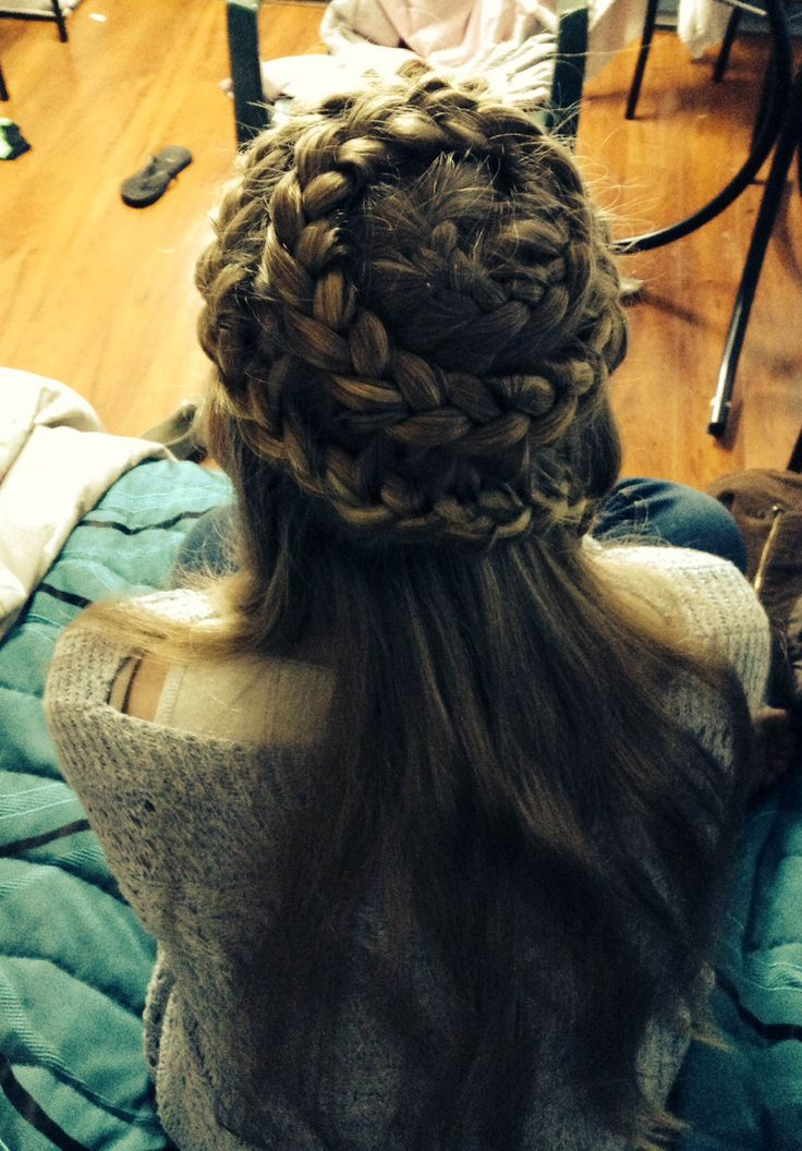 These are all of the hair styles my beautiful friend Kahila has allowed me to do in her hair.