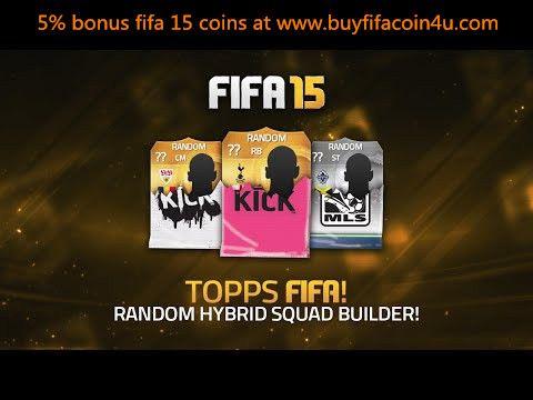 5% bonus fifa 15 coins at www.buyfifacoin4u.com