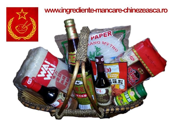 CAIETUL CU RETETE: Concurs: Castiga ingrediente pentru mancare chinezeasca!