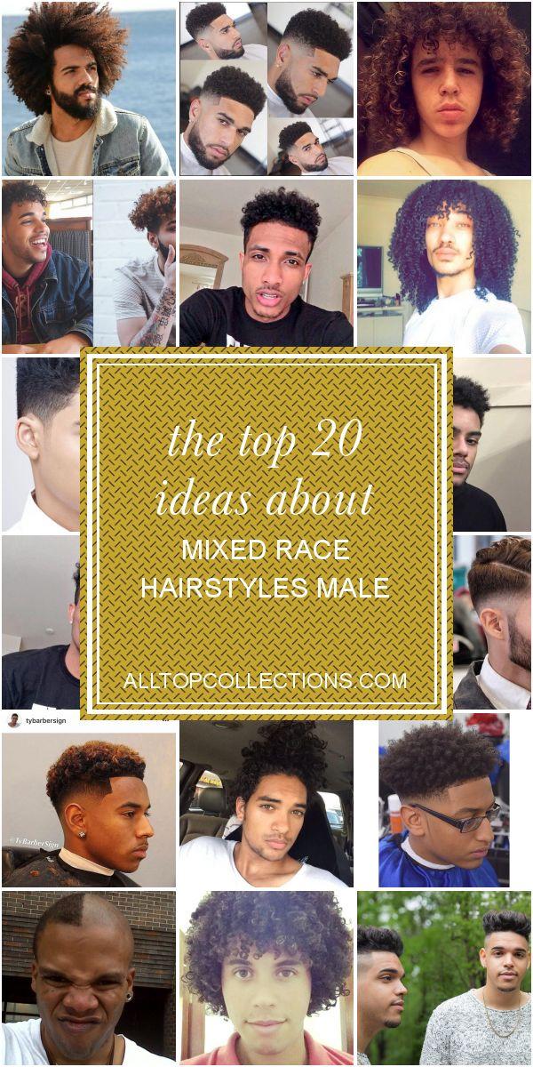 Die Top 20 Ideen über gemischte Frisuren Männlich
