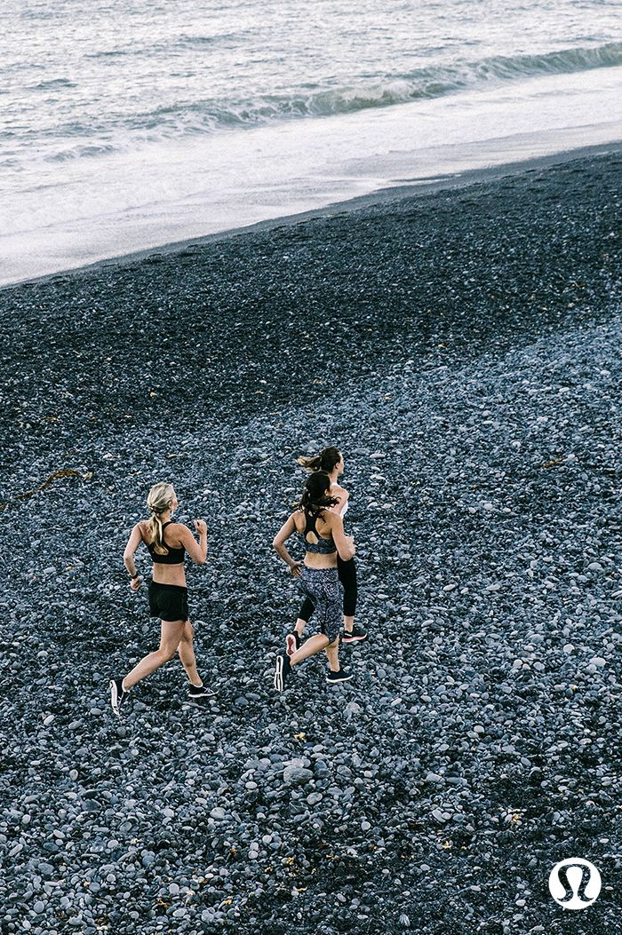 Get lost. Run for calm, for peace of mind, for yourself. Run for more than just miles.
