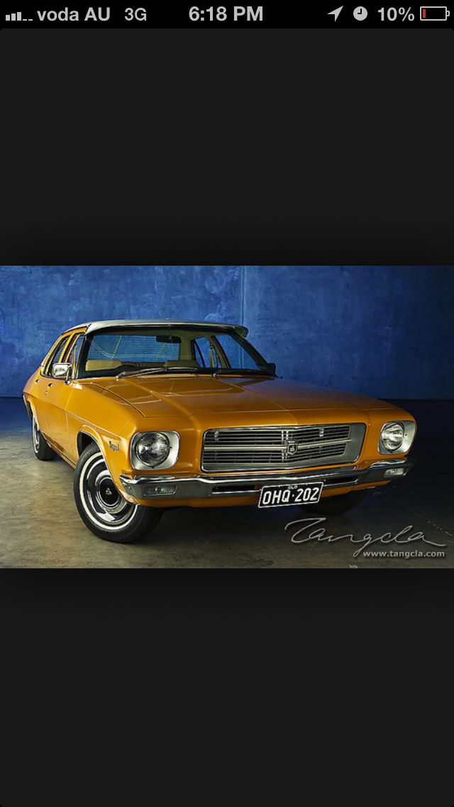 This was my first car.