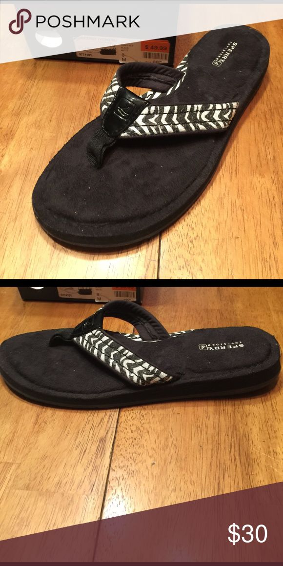 New in box, no lid. Women's. 8 sandals New in box. Women's 8 Sperry sandals Sperry Shoes Sandals