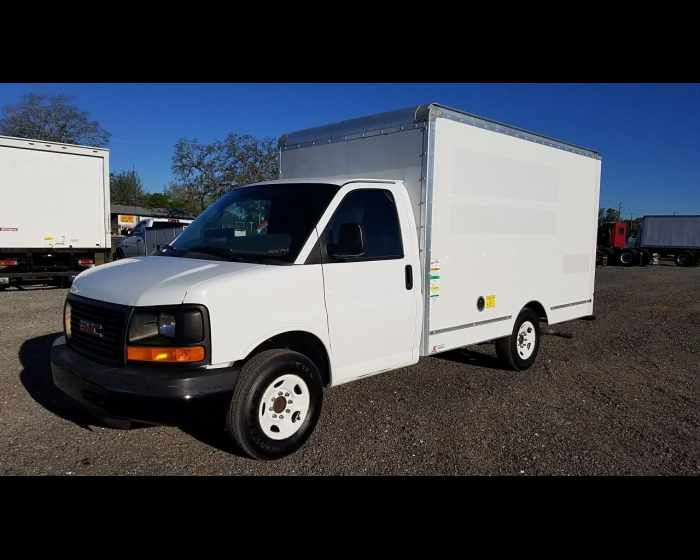 2011 Gmc Savana G3500 12ft Cube Van 13500 Http Www Afetrucks Com Light Duty Trucks Van Trucks Box Trucks Trucks For Sale Trucks Recreational Vehicles