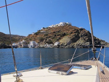 Kastro in Sifnos, Cyclades