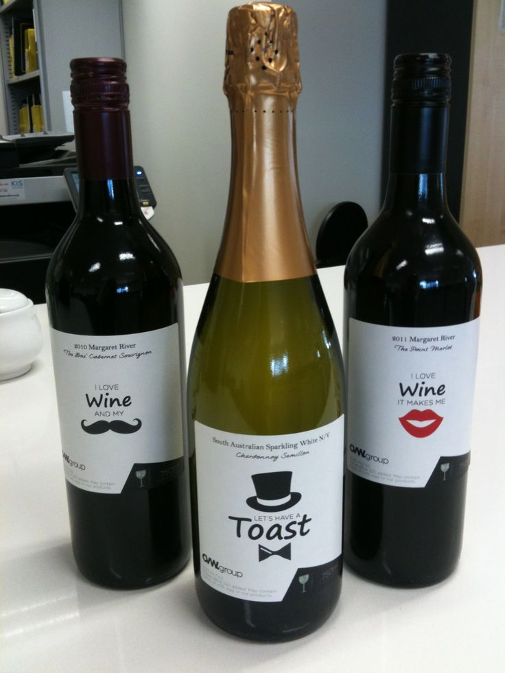 We love #wine, it makes our clients smile :)