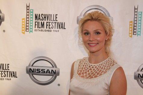 'Nashville' star Clare Bowen, Big Kenny talk up Music City at 2013 Nashville Film Festival