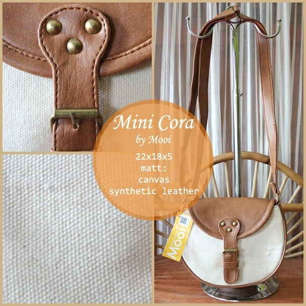 *New Mini Cora- IDR.100.000 #woman #bag #synthetic #leather #mini #sling #bag #indonesia for order or ask by Line :shefisa   bbm :7D437E53