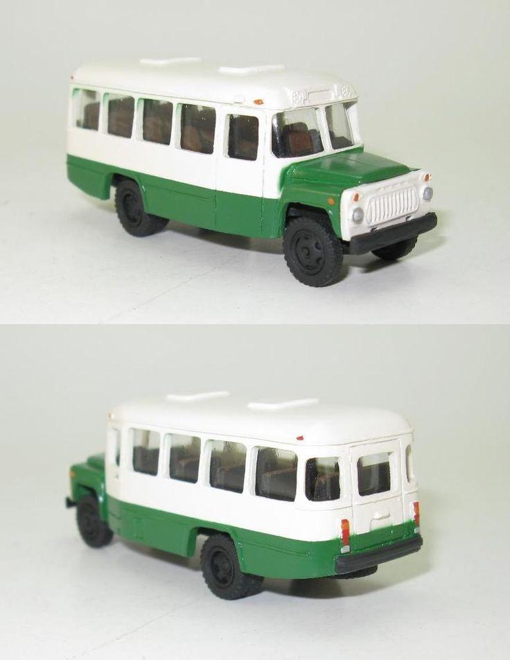KAVZ-685M Bus  Allzweck-Kleinbus (1971) zivil DDR UdSSR - 1:87 HO