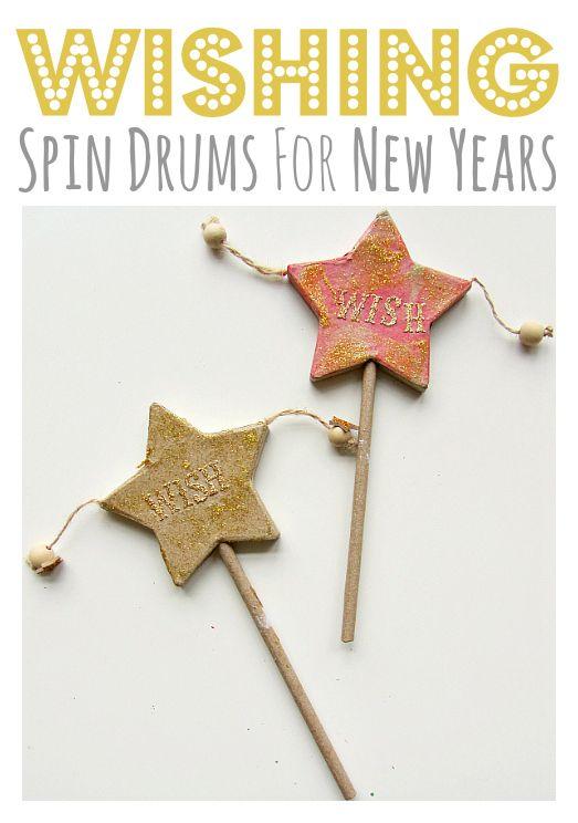 Chinese New Year Wishing Tree Craft