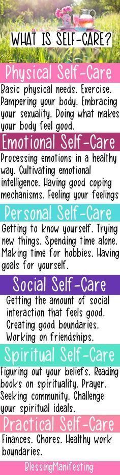 Self Care Definitions #selfcare