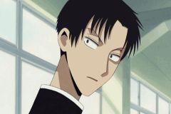 "stubbornfangirl: ""Favorite Characters Appreciation: (In no particular order) "" Shizuka Doumeki (xxxHolic) ""I made a choice."" "" """