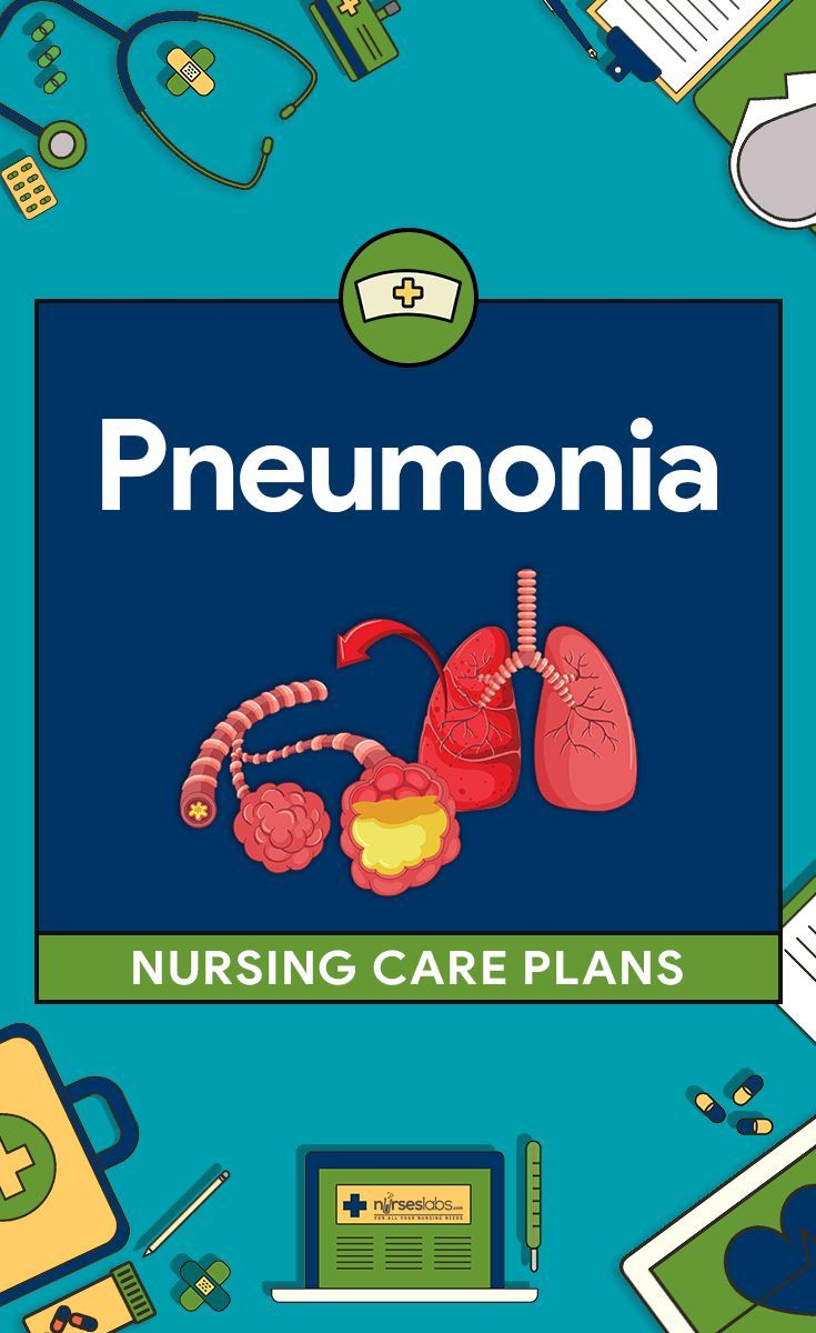 8+ Pneumonia Nursing Care Plans