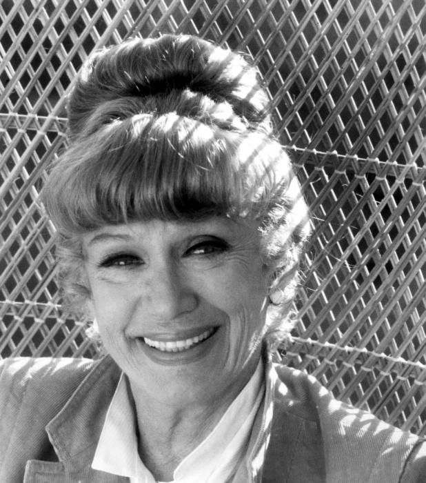 eve arden movies | GREASE 2, Eve Arden, 1982, (c)Paramount