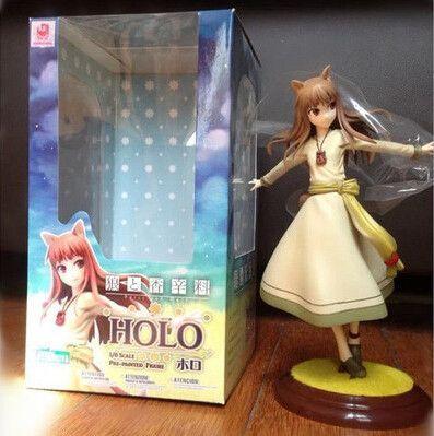 New in box Anime Manga Spice and Wolf Holo Model toy figure stand figurine kawaii ost http://amzn.to/2kiLc1Z http://amzn.to/2kiLc1Z