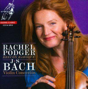 Bach - Violin Concertos (Rachel Podger) (2010)