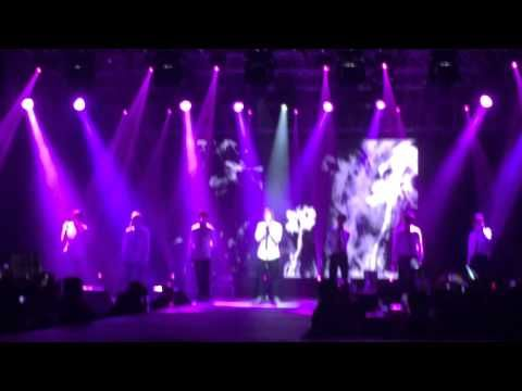 BTS en México 29/07/15 Let Me Know