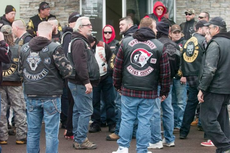 Sutars Soldiers Mc: 17 Best Images About Canadian Bikers 1% On Pinterest