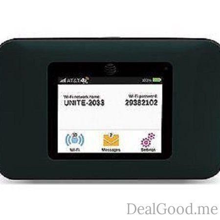 AT&T Unite No-Contract 4G LTE Mobile WiFi Hotspot