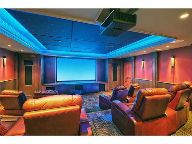 Amazing In Home Theater